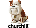 Churchill approved